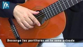 Capítulo 003 - Clases De Guitarra Online - Música Para Todos ®
