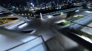 First night flying of 6S cinewhoop ~ Bumblebee V2 (Cinematic FPV video by naked GoPro Hero 6) 2.7K