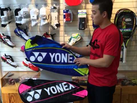 Yonex Pro Thermobag 9526 Review by www.racket-world.de