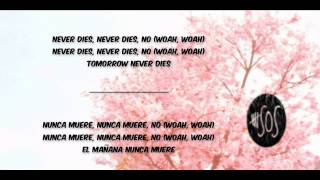 Tomorrow Never Dies -  5SOS (Español/Ingles)