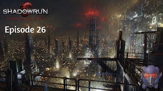 Shadowrun 5th Edition | A Surgical Strike, Part 1 [Episode 26]