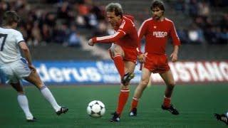 Karl-Heinz Rummenigge Vs Schalke 04 | DFB-Pokal 1983/84 Semi-final | All Touches & Actions