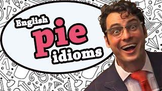 Pie Idioms - The Teacher
