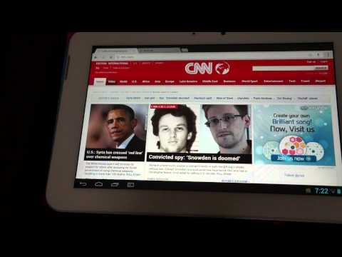 iFive X2 Quad Core Tablet PC in-depth Review