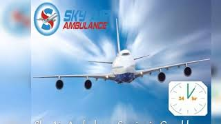 Take Great Service of Medical Aid by Air Ambulance from Jamshedpur