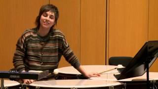 Orquesta Joven de la Sinfónica de Galicia - Encuentro de enero de 2013