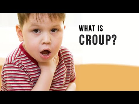 Video What is Croup? - Lets Hope Your Child Never Gets It