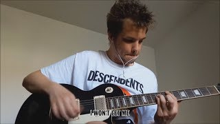 I Won't Let Me (Descendents guitar cover)