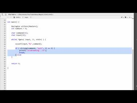 Beginning C Programming - Part 42 - Data Structures & Linked Lists