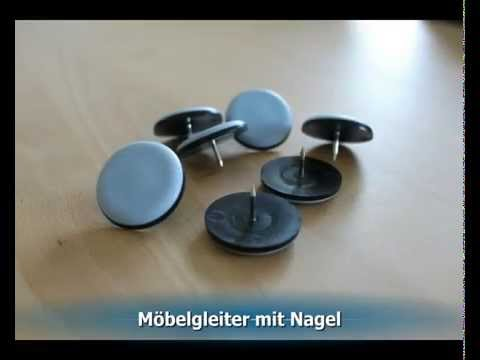 ABC Teflon Möbelgleiter Teflon Stuhlgleiter www.abc-gleiter.de