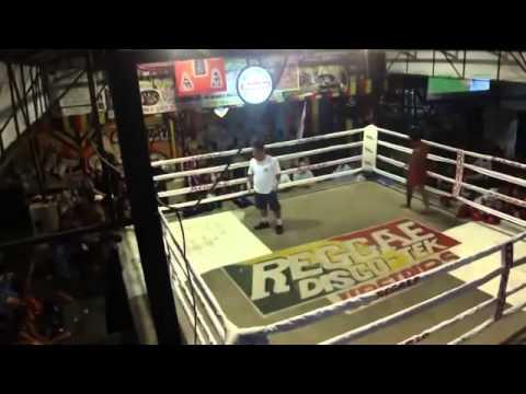Thai Boxing Match escalates