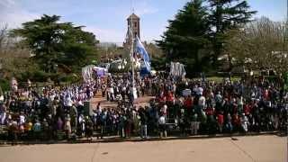 preview picture of video 'Primer parte Aniv de Laprida'
