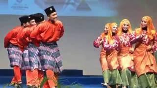 SARINGAN KEDUA FESTIVAL ZAPIN JOHOR MAKUM (23 APRIL 2016: PUSAT BUDAYA DAN SENI, UUM)