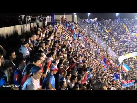 """""""LBDP Copando la Bombonera 2013"""" Barra: La Banda del Parque • Club: Nacional"""