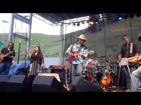 ALABAMA - Robert Cline Jr. Band