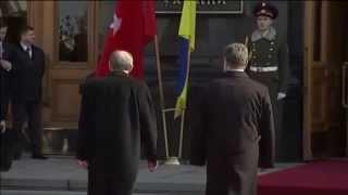 Erdogan In Kyiv: Turkish President to strengthen Turkish-Ukrainian ties and meet Crimean Tatars