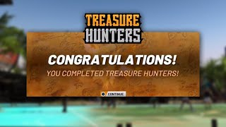 HOW TO FIND THE TREASURE MAP LOCATION & WIN THE TREASURE HUNTERS EVENT IN NBA 2K20