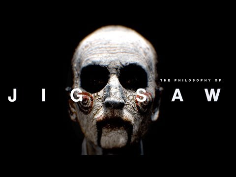 Jigsaw (Featurette 'The Philosophy of Jigsaw')