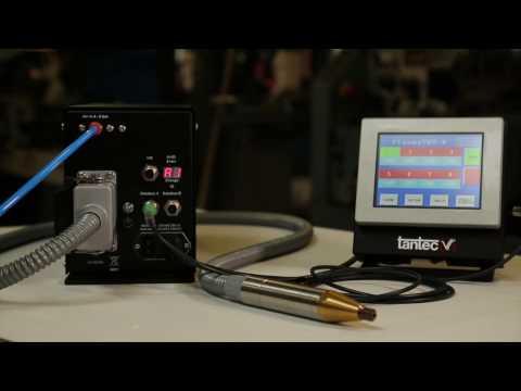 Video: Tantec PlazmaTEC-X  Plazmové hořáky nové generace v kompaktním provedení
