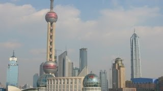 preview picture of video 'Shanghai Schanghai China  上海市 Shànghǎi Shì Shanghai Pudong  Jin-Mao Oriental Pearl Tower'