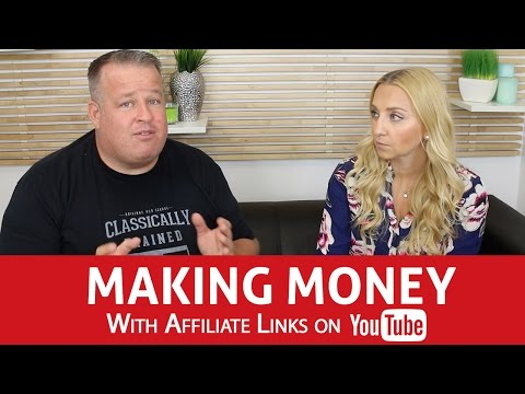 How To Make Money on YouTube with Affiliate Links