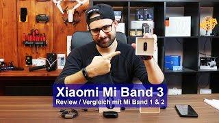 [Xiaomi Mi Band 3] Smartwatch oder Fitness Tracker ? [Review] [HD]