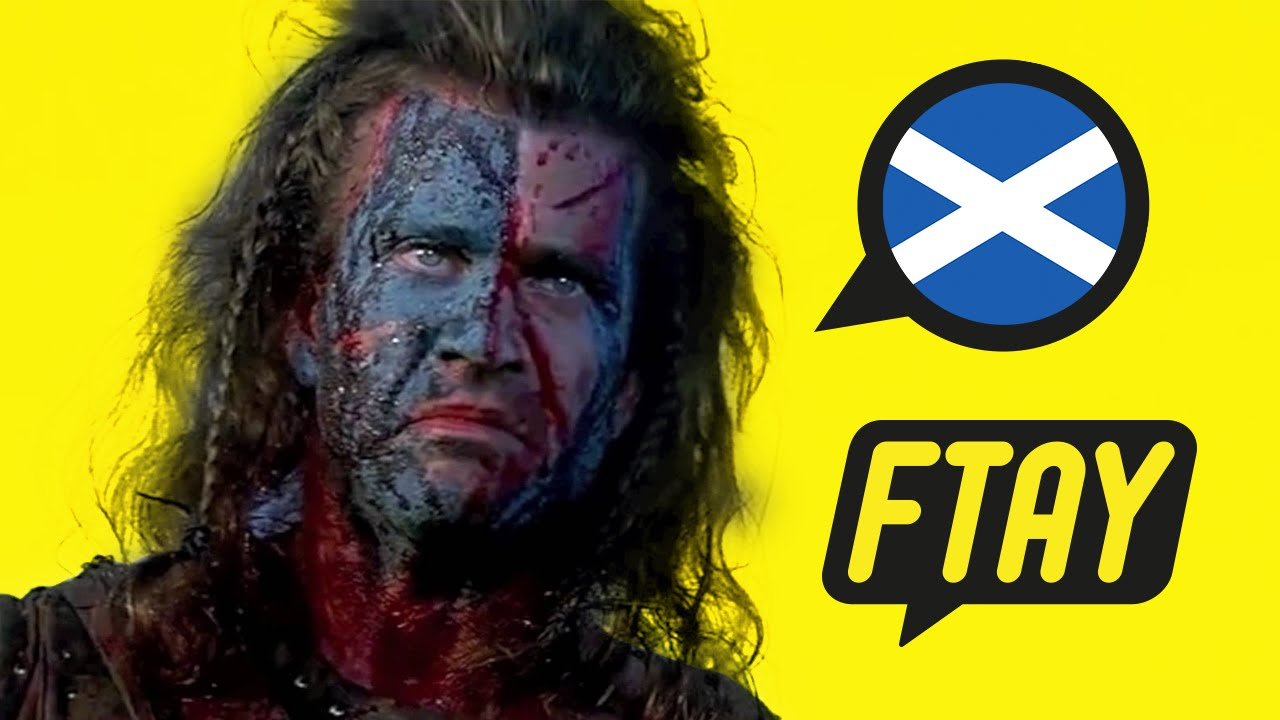 Scottish Accents in Film & Television