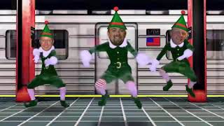 We're in the Christmas Spirit. Watch this video to see just how much!