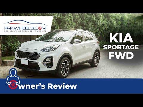 KIA Sportage FWD | Owner's Review | PakWheels