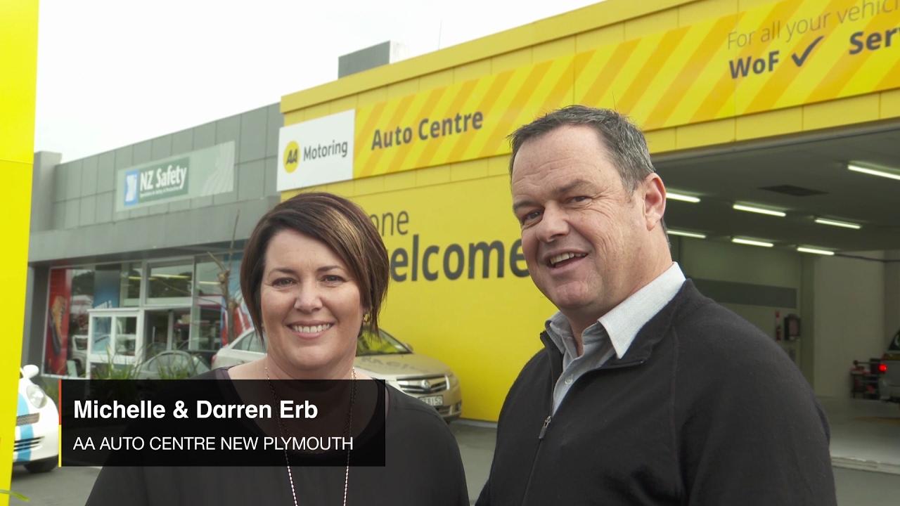 Apparelmaster Keeps AA Auto Centre looking smart