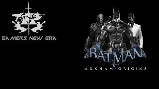 Batman Arkan Origins - Bat Coutry (Avenged Sevenfold)