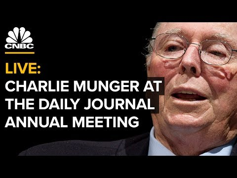 Daily Journal 2019 AGM Meeting Video and Notes