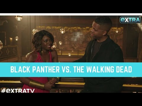 Danai Gurira Compares 'Black Panther's' Okoye and 'The Walking Dead's' Michonne