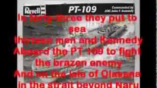 PT 109: by Jimmy Dean 1962