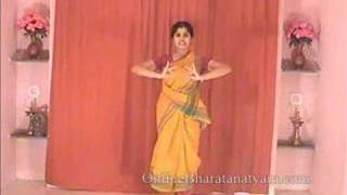 Bharatanatyam Namaskar