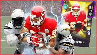 Tony Gonzalez Activates TAKEOVER Against Online Cheater! (Madden 20)