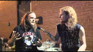 Cam Pipes (3 Inches of Blood) Interview 2012