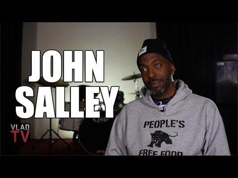 John Salley on Scottie Pippen Not Liking Dennis Rodman at First, '99 Bulls were GOAT (Part 7)
