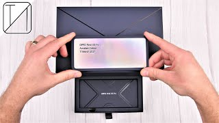 OPPO Find X3 Pro Unboxing Teaser