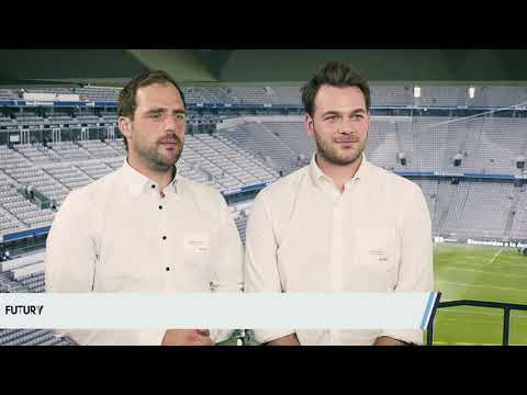 German Teams - Innovation in Three Fields