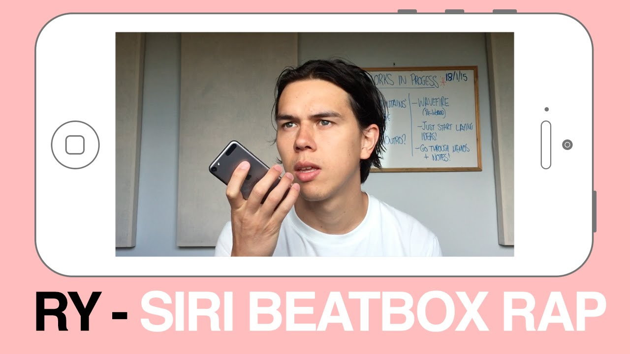Siri's Questionable Beatboxing Actually Sounds Good In This Hottest 100 Rap