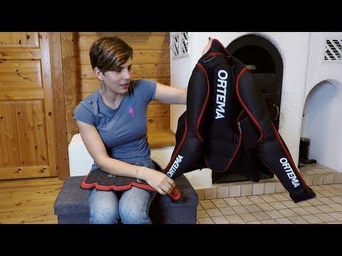 MTB Ausrüstung Check | Was trage ich drunter? | Ortema Protektorenjacke für Frauen | Hanna