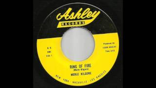 Merle Kilgore - Ring Of Fire