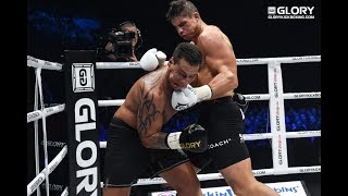 GLORY 59: Rico Verhoeven Vs. Guto Inocente (Heavyweight Title Bout) - Full Fight