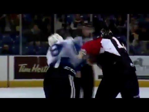 Ethan Price vs. Colby McAuley