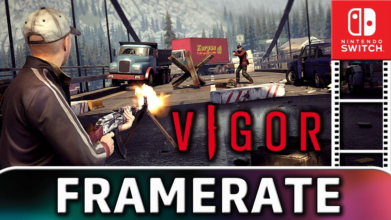 Vigor | Nintendo Switch Frame Rate Test