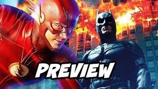 The Flash Season 5 Episode Preview Panel - Batman Explained
