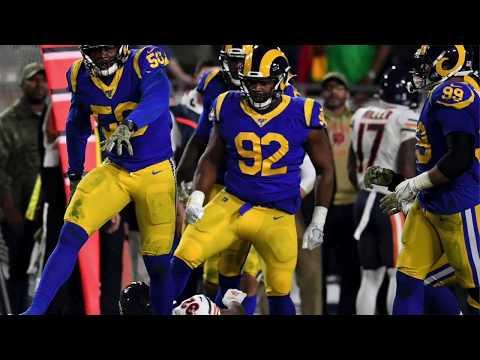 Rams beat Bears in defensive struggle