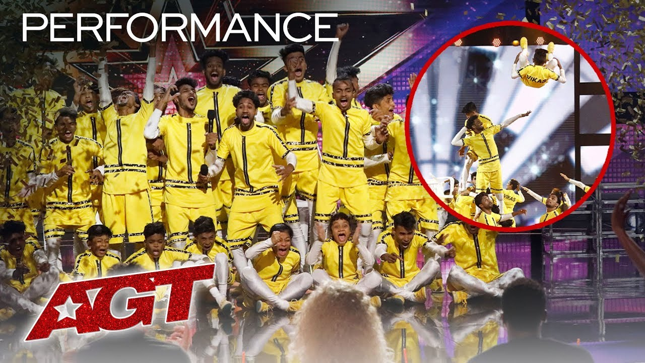 ALL of V.Unbeatable's Performances On AGT (WHAT Just Happened?!) - America's Got Talent 2019 thumbnail