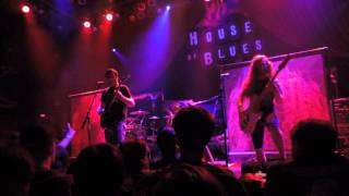 Arsis - Seven Whispers Fell Silent @ HOB Chicago 8/15/2013